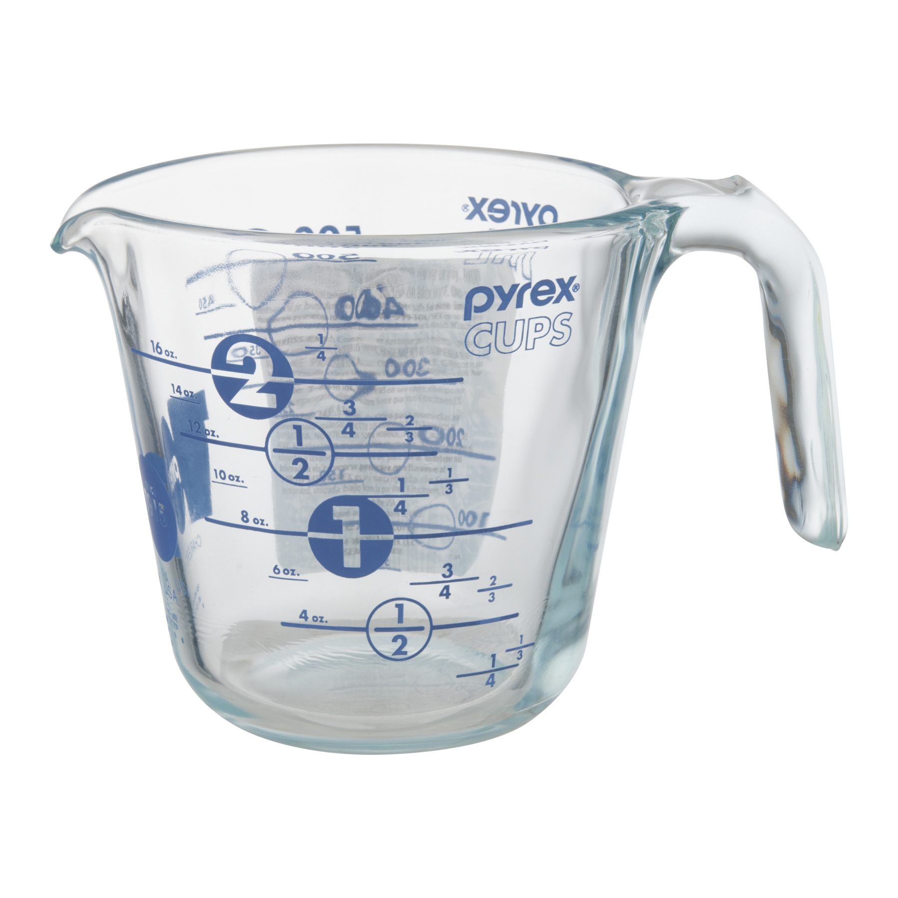 Pyrex 2 Cup Measuring Cup, 1.0 CT