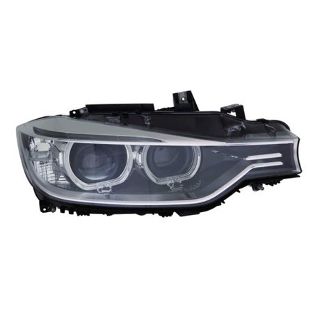 Go-Parts » 2013 - 2015 BMW 320i Front Headlight Headlamp Assembly Front Housing / Lens / Cover - Right (Passenger) Side - (F30 Body Code; Sedan) 63 11 7 338 706 BM2503181 Replacement For BMW 320i Bmw 320i Headlight Assembly