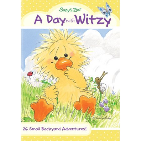 Suzy's Zoo: A Day with Witzy (DVD) (Suzy's Zoo Halloween)