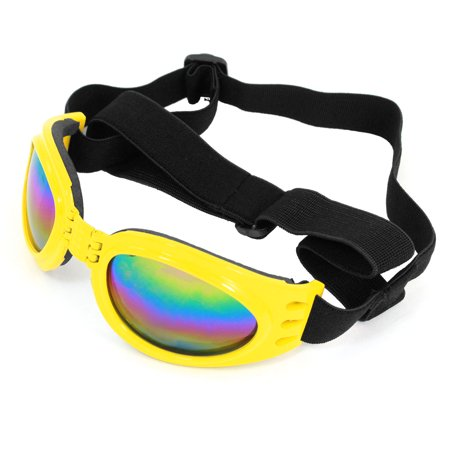 UV Protective Folding Adjustable Sunglasses Goggles Eyeglasses for Pet (Sunglasses Folding)