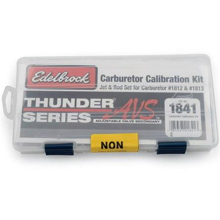 No. 1218 - 1813 Thunder AVS Carburetor Calibration Kit - image 1 of 1