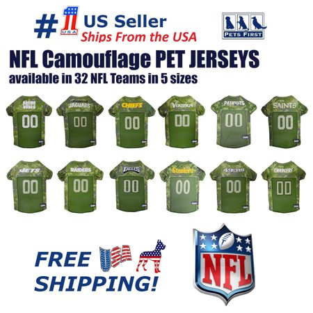 Pets First NFL Philadelphia Eagles Camouflage Pet Jersey for Cats and Dogs  - Licensed - Walmart.com 24bd8c4c4