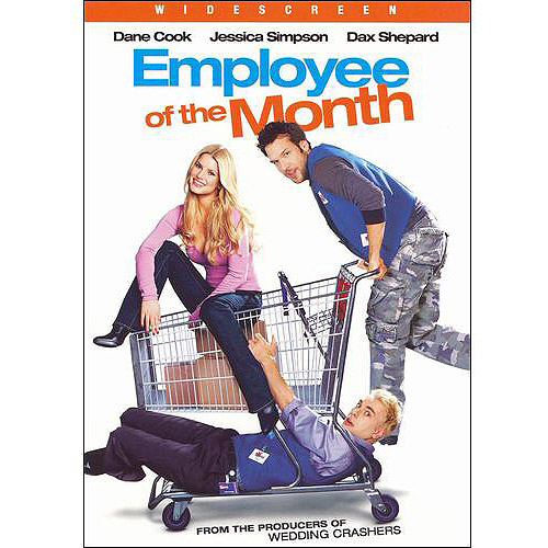 EMPLOYEE OF THE MONTH (DVD) (WS/ENG/SPAN SUB/5.1 & 2.0)