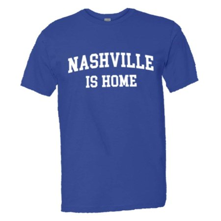 PleaseMeTees™ Mens Nashville TN Tennessee Is Home Born In From HQ