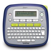 Best Label Makers - PT-D200G Easy to Use Brother P-Touch Label Maker Review