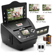 Best Film Scanners - Pyle PSCNPHO53.5 3-in-1 Photo, Slide and Film Scanner Review
