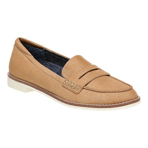 Dr. Scholls Womens Cypress Nude Loafers Size 8 (1496736