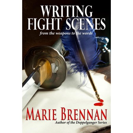 Writing Fight Scenes - eBook (Best Spartacus Fight Scenes)