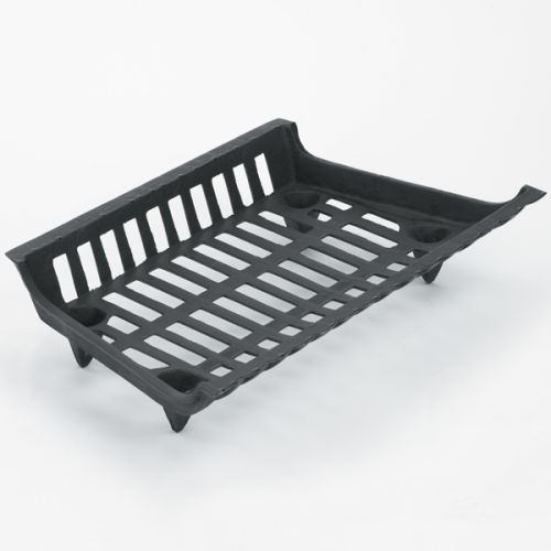 """Woodfield 61302 23"""" Wide One Piece Cast-Iron Grate by Vestal Manufacturing"""