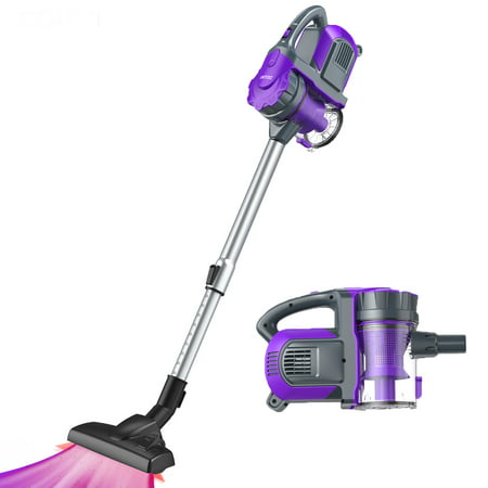 Cordless Stick Vacuum, ZIGLINT 2-in-1 Cordless Vacuum Cleaner Handheld on Sale with Powerful Suction Rechargeble Lithium for Pet Hair Car Carpet Hardwood Floor