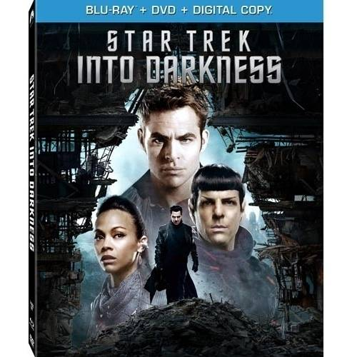 Star Trek: Into Darkness (Blu-ray + DVD + Digital HD) (Including Movie Money & 50th Anniversary Sticker)
