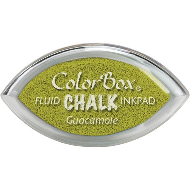 Clearsnap 714-58 ColorBox Fluid Chalk Cats Eye Ink Pad-Guacamole