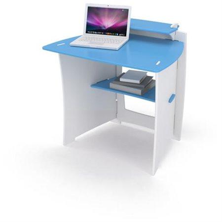 Legare Furniture MPBM-104 34 inch Multi-Pack Desk Plus PDA Shelf - Legare