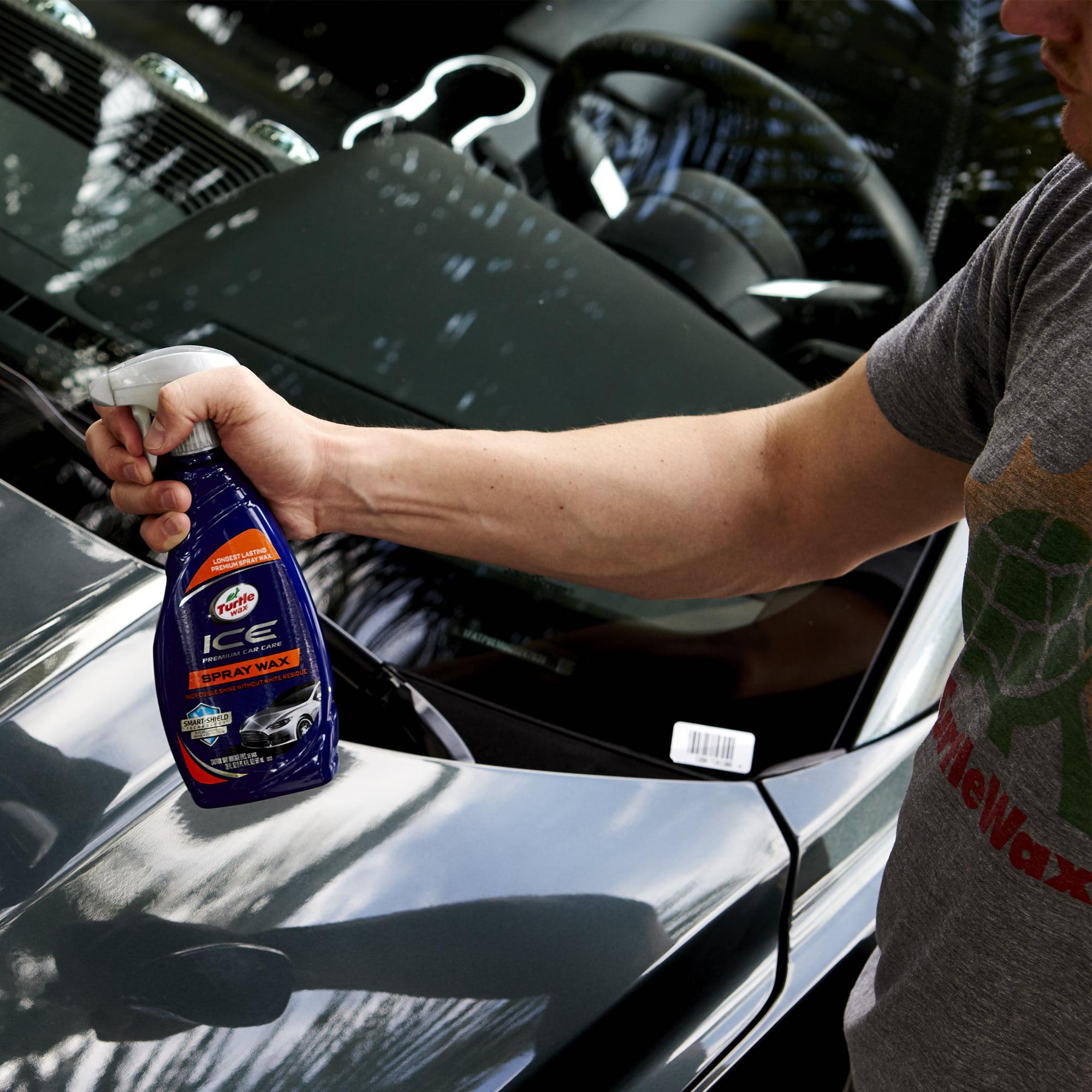 Ice Premium Care Spray Wax 20 Oz