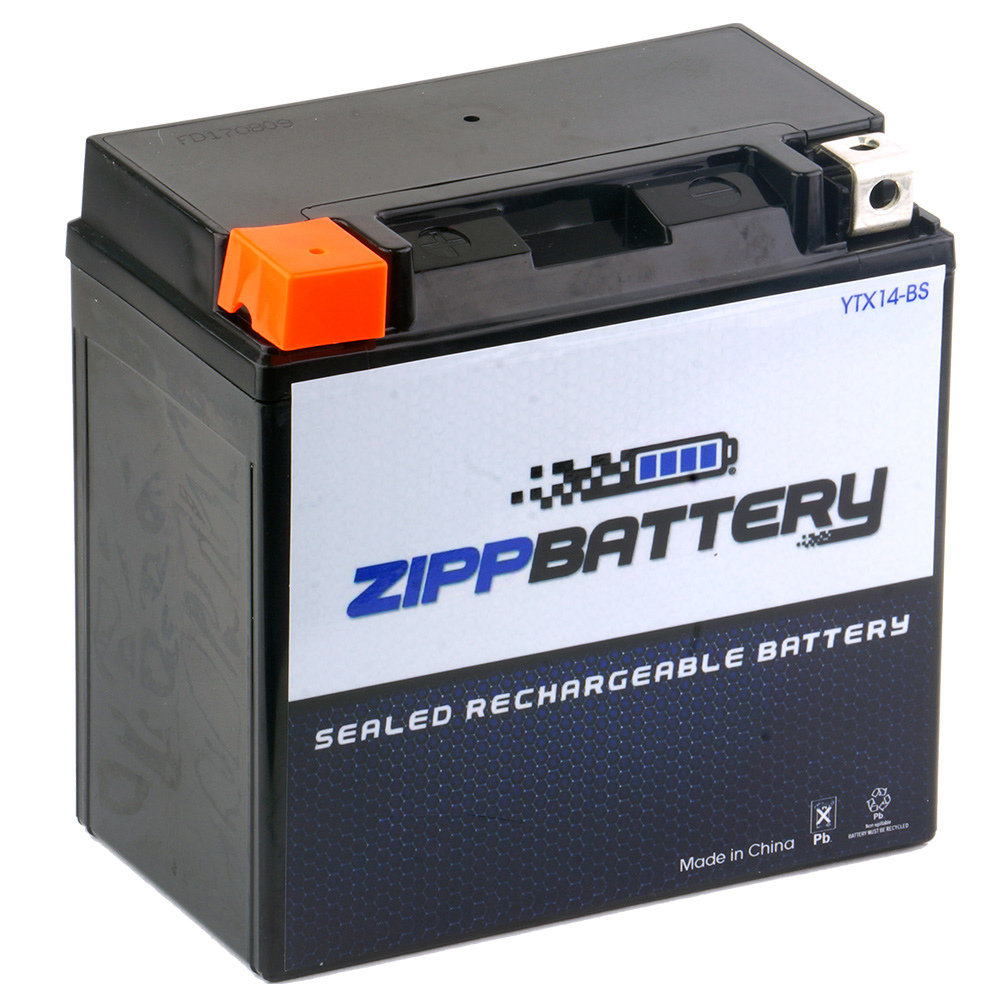 YTX14-BS Battery for PIAGGIO VESPA 300 GTV300 2011