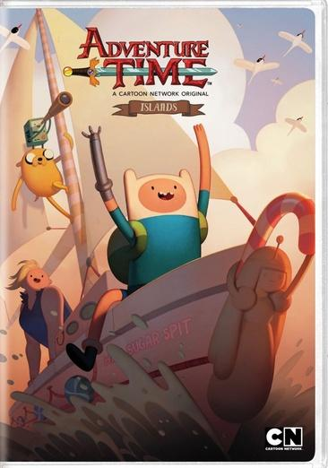 Adventure Time Cartoon Network Cartoon Network: Cartoon Network: Adventure Time Islands Miniseries (Other) by Turner Home Entertainment
