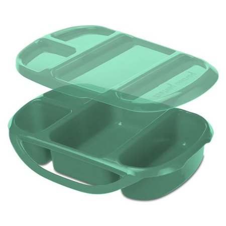 Smart Planet Portion Perfect Meal Kit, Square, Green