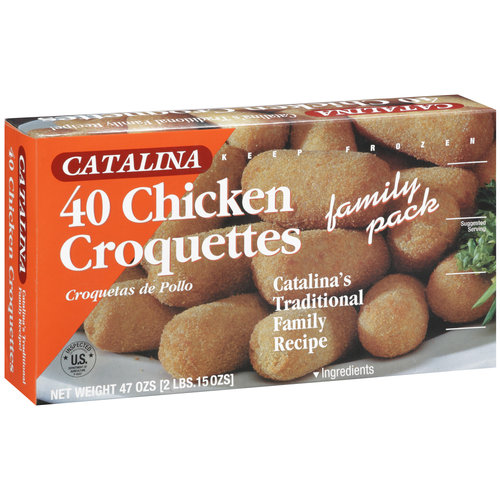 Catalina Chicken Croquettes, 40ct