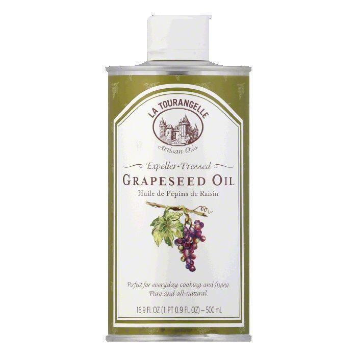 La Tourangelle Grapeseed oil, 16.9 OZ (Pack of 6)