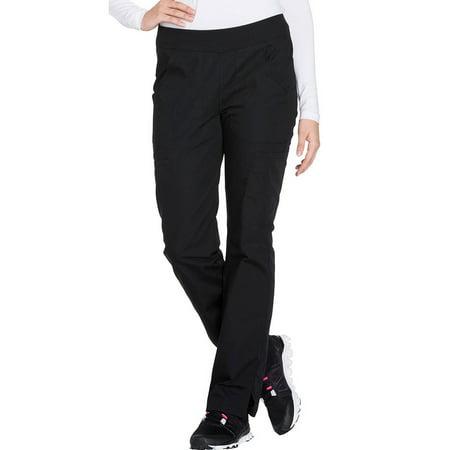 Cherokee Workwear Women's Straight Leg Pull-On Scrub