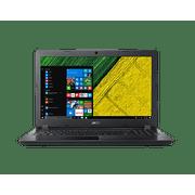 """Acer Aspire 3, 15.6"""" Full HD, AMD A9, 6GB DDR4 RAM, 1TB HDD, AMD Radeon R5 Graphics, Obsidian Black, A315-21-927W"""