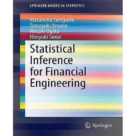Statistical Inference for Financial Engineering (2014) (Springerbriefs in Statistics) - image 1 of 1
