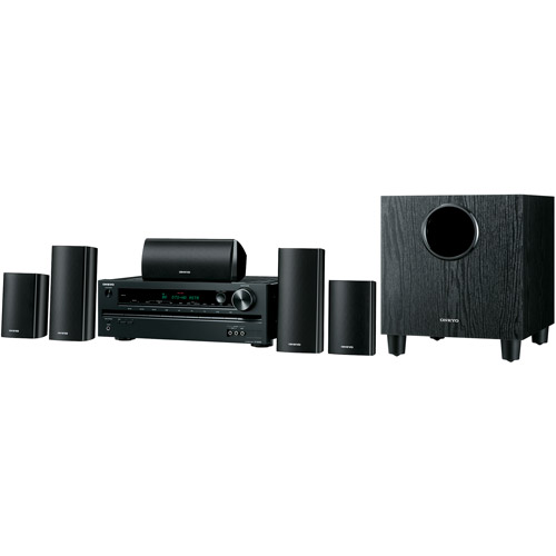 Onkyo AVX-290 5.1 CH Home Theater System by Onkyo
