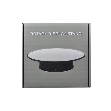 """Rotary Display Stand 8\ For 1/24 1/64 1/43 Model Cars With Mirror Top"""" - image 1 of 1"""