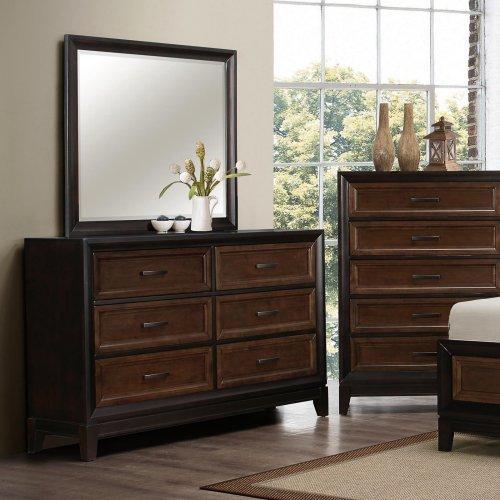 Simmons Sedona 6 Drawer Dresser