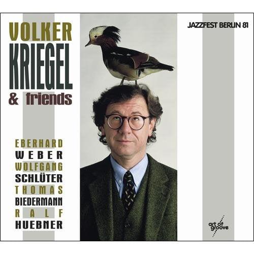 Volker Kriegel & Friends: Jazzfest Berlin 81