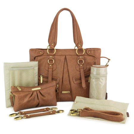 Timi And Leslie Dawn Diaper Bag Caramel