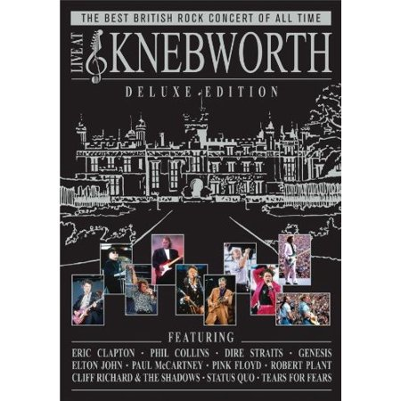 The Silver Clef Award Winners  Knebworth Show  Saturday  June 30  1990  Deluxe Edition   Cd