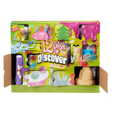 Science Explorer 12 Days Of Discovery