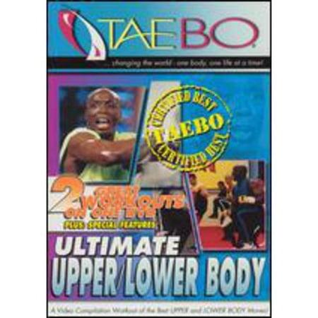 Best of TaeBo: Ultimate Upper Body & Lower Body, The (Full