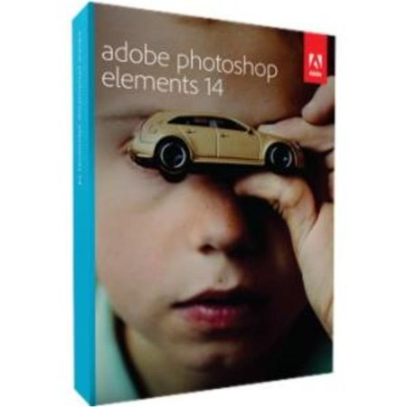 Adobe Photoshop Elements V 14 0   Box Pack   1 User   Video Editing   Dvd Rom   Intel Based Mac  Pc