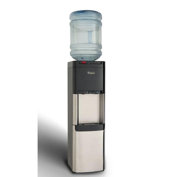 Whirlpool Stainless Steel Top Load Water Dispenser Water Cooler Walmart Com Walmart Com