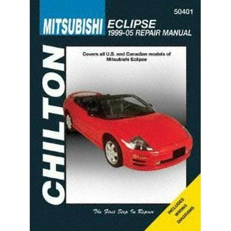 Repair Manual Chilton 50401 Fits 99 05  Eclipse