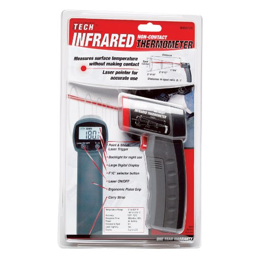 Wilmar Performance Tool W89720 Non-Contact Infrared Thermometer