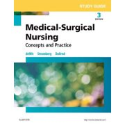 Study Guide for Medical-Surgical Nursing : Concepts and Practice