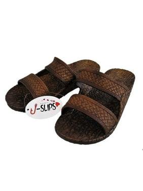 Kona J-slips Hawaiian Jesus Sandals / Jandals 4 colors, Men's 12