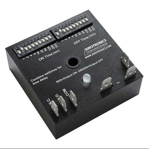 AIROTRONICS TGKAD11023/1023EE1HS Encapsulated Timer Relay, 1023 sec, 5 Pin