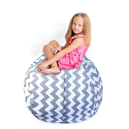 Pleasant Amazing Extra Big Chair Bean Bag Storage For Stuffed Pdpeps Interior Chair Design Pdpepsorg
