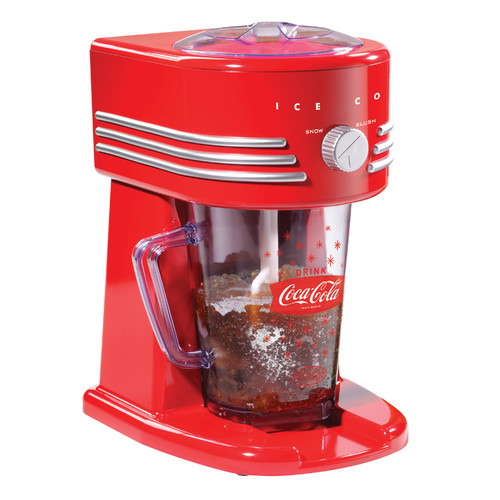Nostalgia Coca-Cola Series Frozen Beverage Maker