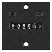 ENM E6B65GM36 Counter,6 Digit,Panel Mount,24VDC