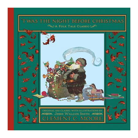 'Twas the Night Before Christmas - Night Before Christmas Halloween Ideas