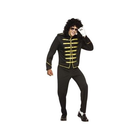 bc8ef35f1b Adult 80s Pop Star Costume - Walmart.com