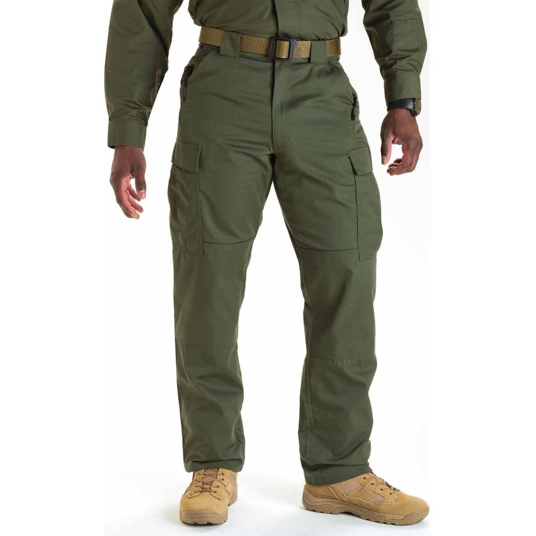 Men's Twill TDU Pants, TDU Green