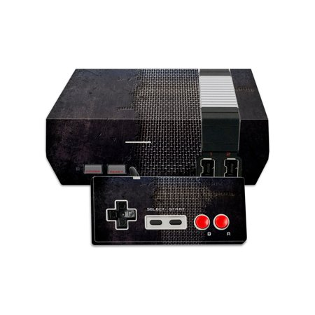 Mightyskins Protective Vinyl Skin Decal For Nintendo Nes Classic Edition Wrap Cover Sticker Skins Ripped