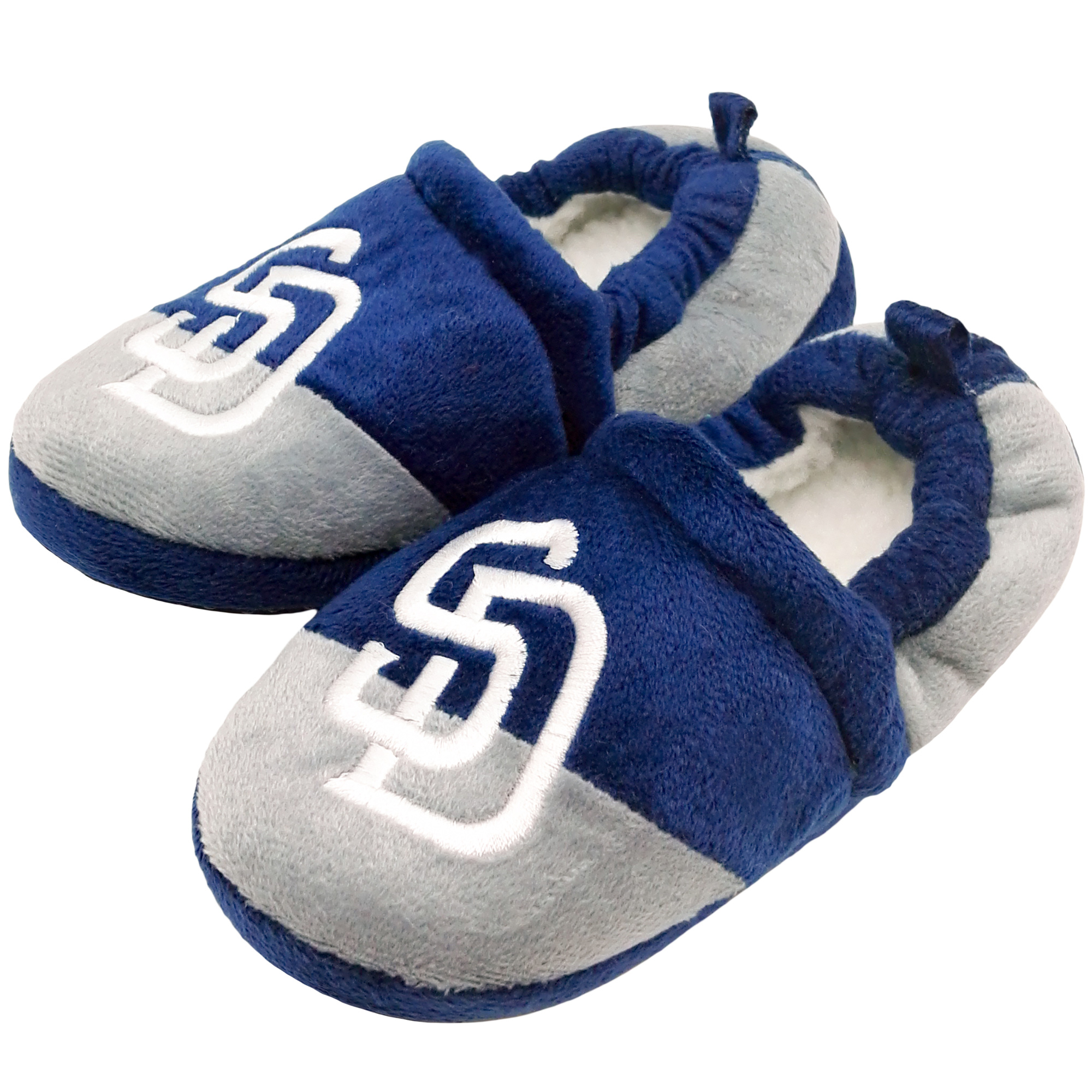 San Diego Padres Youth Colorblock Slide Slipper