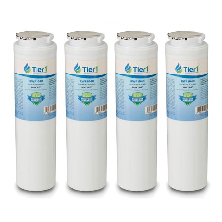 Tier1 Replacement for Maytag UKF8001, EDR4RXD1, Whirlpool 4396395, PUR, Jenn-Air, Puriclean II, 469006, 469005 Refrigerator Water Filter 4 - Amana Puriclean Ii Filter